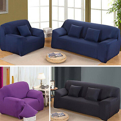 Stylish Slipcover Skin-friendly Couch Covers Comfy Home Sofa Cover Full Coveing
