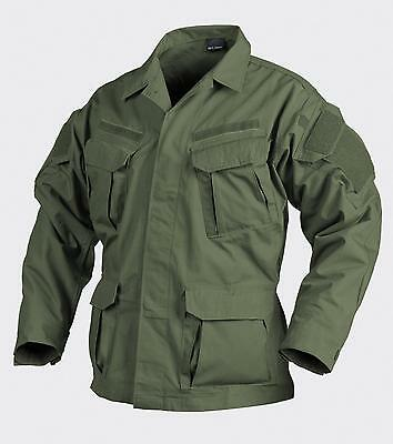 HELIKON TEX SPECIAL FORCES SFU NEXT Army Combat Outdoor Jacke oliv Green L Large