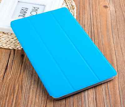 "Funda Flip Smart Cover Tablet Samsung Galaxy Tab A 2016 10.1"" T580 T585 - Azul"