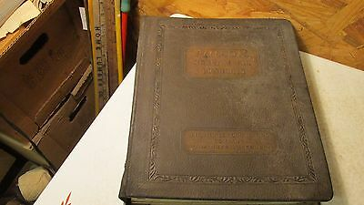 1920 Milcor Metal Ceilings & Walls Binder- 6 Catalogs