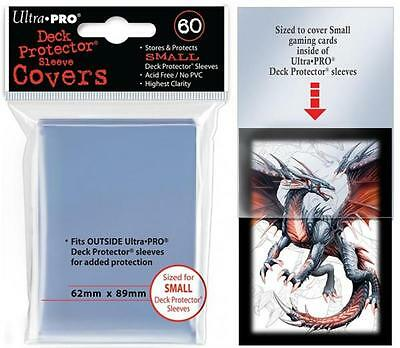 Deck Protector - Small - 60 Sleeves - Sleeve Covers