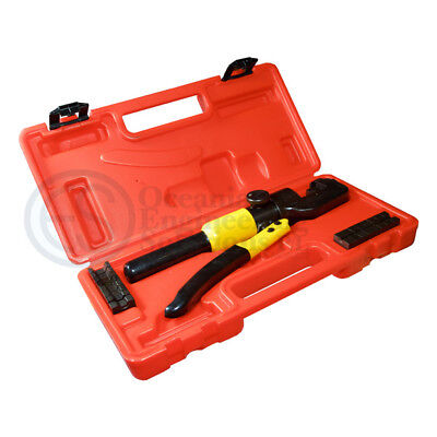 AMSC8TCRIMP Crimper / Deutsch Crimping Tool