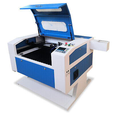 RECI 100W Co2 Laser Engraving Cutting Machine Engraver Cutter Chiller 700x500mm