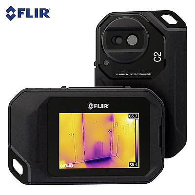 FLIR C2  Infrared Camers compact thermal imaging system measurement test tool