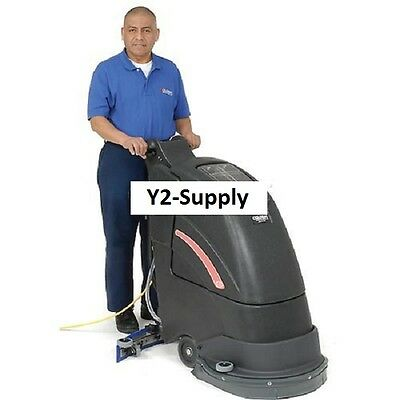 "NEW! Electric Auto Floor Scrubber 18"" Cleaning Path-Corded!!"