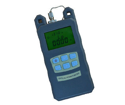 Portable OPM-510 Optical Power Meter Tester With Connector FC Fiber For CCTV