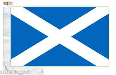 Scotland Courtesy Boat Flag (Roped & Toggled)