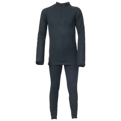 Trespass Unite 360 Kids Base Layer Set Girls Boys Children's Thermals