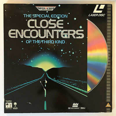 Laserdisc Close Encounters Of The Third Kind