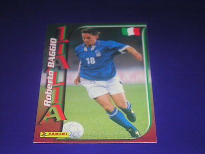 FOOTBALL SOCCER CHAMPIONS World Cup Francia '98 Cards Panini