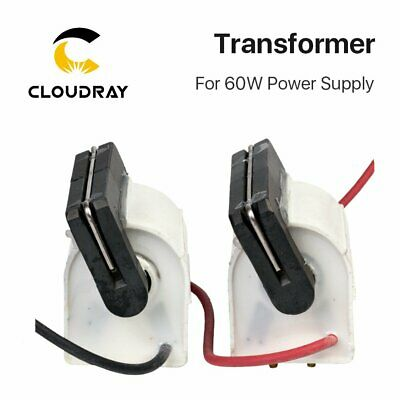 High Voltage Flyback Transformer for PSU 60W CO2 Laser Power Supply Model A & B