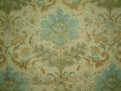 Brunschwig & Fils Fabric Windsor Damask -Duck Egg