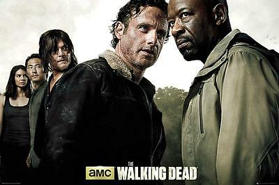 The Walking Dead Trapped 61 x 91.5cm Poster NEW AND SEALED
