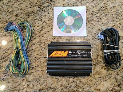 AEM FIC FUEL IGNITION CONTROLLER DODGE NEON SRT-4 & NEW HARNESS f/ic srt4 safc