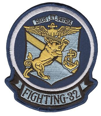VF-32 Fighter Squadron Patch