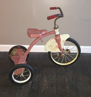 Vintage Antique Childs Tricycle AMF Junior Trike Tricycle Onley, ILLINOIS, USA