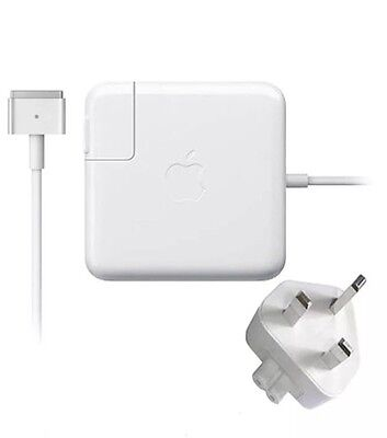 Genuine Apple 85W MacBook Pro RETINA Magsafe 2 Charger Power Adapter UK Plug