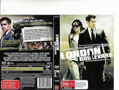 London Boulevard-2010-Colin Farrell-Movie-DVD