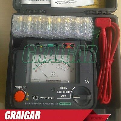 KYORITSU High Voltage Insulation Tester KEW 3122B Insulation Resistance Tester
