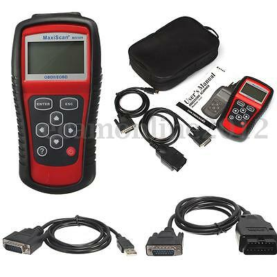 KW808 OBD2 EOBD Scanner Can Engine Reset Tool Car Diagnostic Code Reader
