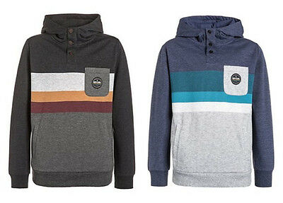 Rip Curl boys Teens Youth CROCKER Hoodie Pullover Fleece Hoody Jumper Size 8-16