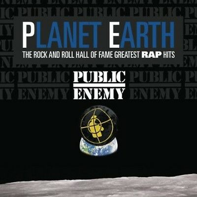Public Enemy - Planet Earth: Rock & Roll Hall of Fame Greatest [New CD] Rmst