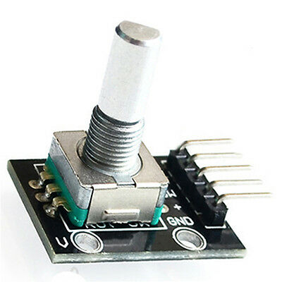 360 Degree 5V Rotation Output Digital Pulse Signals Encoder Module Displacement