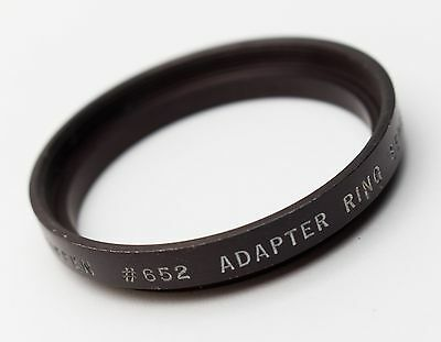 Tiffen 43mm to Series VI (6) Adapter Filter Holder Stepping Step Up Ring #652