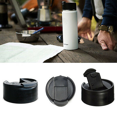 Outdoor Sports Portable Flip Lid Cap For Hydro Flasks Wide Mouth Water Bottles