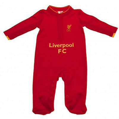 Liverpool F.C - Sleepsuit  (GD 9/12 Months) GIFT BABY