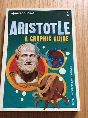 Introducing Aristotle: A Graphic Guide, Rupert Woodfin,