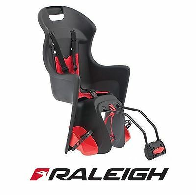 Raleigh Rear Child Bike / Bicycle Seat Carrier For Baby Kids Up To 22kg