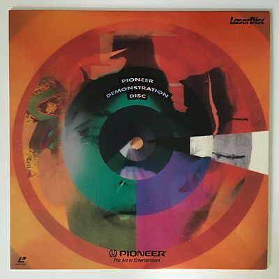 Laserdisc Pioneer Demonstration Disc