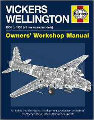 Vickers Wellington Manual: An Insight into the History, Development, Production