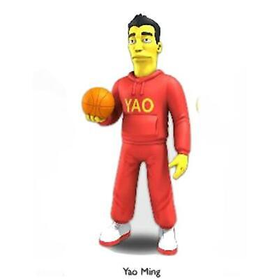 Simpsons 25th Anniversary Gast-Star-Serie 1 Actionfigur: Yao Ming