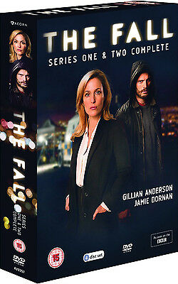 The Fall - Series 1 and 2 (DVD) *BRAND NEW*