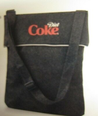 Diet Coke Flap Sack Bag - FREE SHIPPING