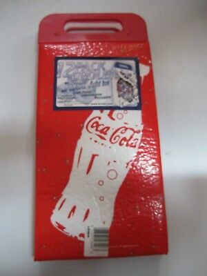 Coca Cola Insulated Bag - New