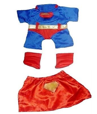 Teddy Bear Clothes SUPER HERO Outfit Bulk Party Gift School Charity Fun Raiser