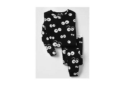 CARTER/'S® Toddler Boy 2T 3T 5T Halloween Spooky Ghost Pajama Set NWT