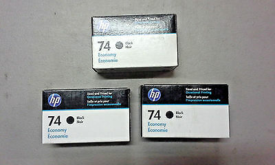 EXPIRED 2014 Lot OF 5!! B3B08AN HP 61 Tricolor Economy Ink Cartridge