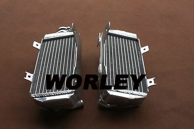 Aluminum radiator for HONDA CRF250R 2016 16