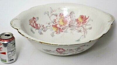 Antique Doulton Burslem Wash Basin Bowl c1890 [PL1444/A]