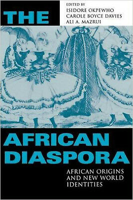 The African Diaspora: African Origins and New World Identities, New,  Book