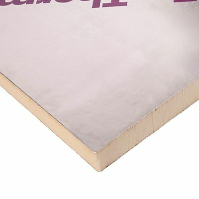 Ecotherm / Kingspan / Celotex / Recticel Insulation 100mm (10 Sheets)