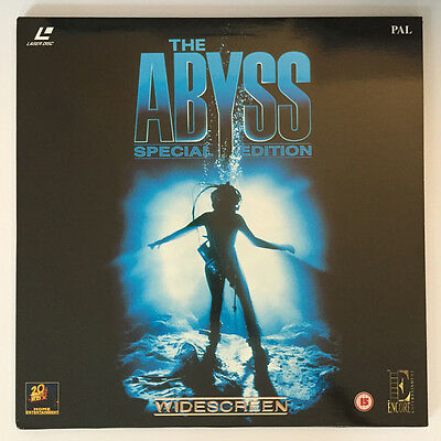 Laserdisc The Abyss: Special Edition