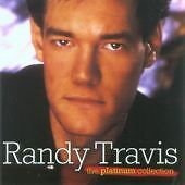 Randy Travis The Platinum Collection Cd (Greatest Hits / Very Best Of)