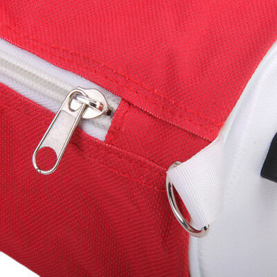 Golf Shag Bag Pick Up 50 golf Ball storage Retriever Collector Holding Red