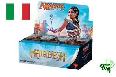 BOX 36 Buste Magic KALADESH Italiano Nuovo Mtg Magic Booster KLD