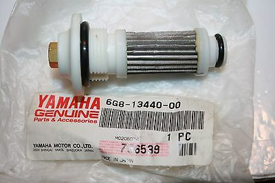 NOS Genuine Yamaha Marine 9.9HP OUTBOARD OIL FILTER 1990-LATER 6G8-13440